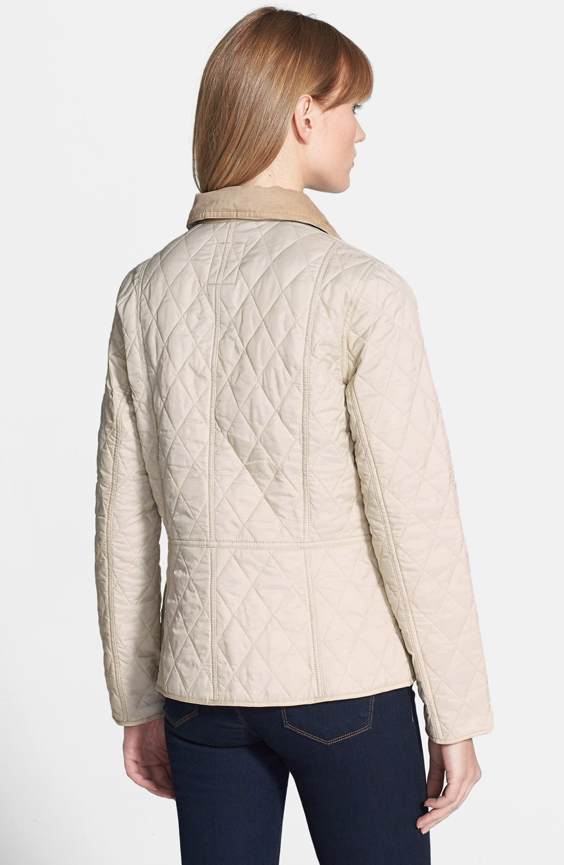 Alternate Image 2  - Barbour 'Prism' Quilted Jacket