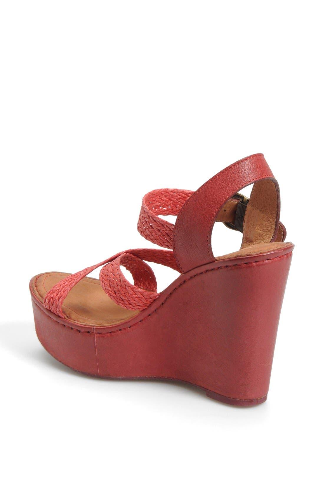Alternate Image 2  - Børn 'Estefania' Wedge Sandal