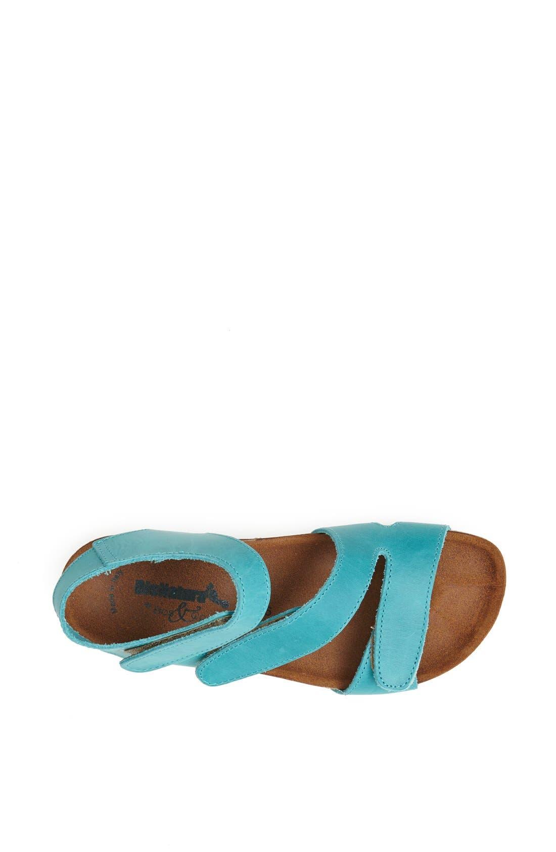 Alternate Image 3  - BioNatura 'Milinna' Leather Sandal