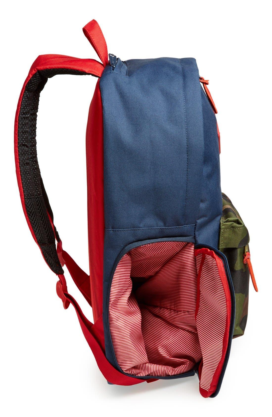 Alternate Image 4  - Herschel Supply Co. 'Heritage Plus' Backpack