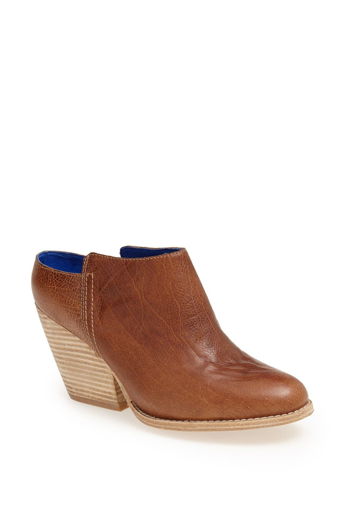 Alternate Image 1 Selected - Jeffrey Campbell 'Vinton' Leather Bootie