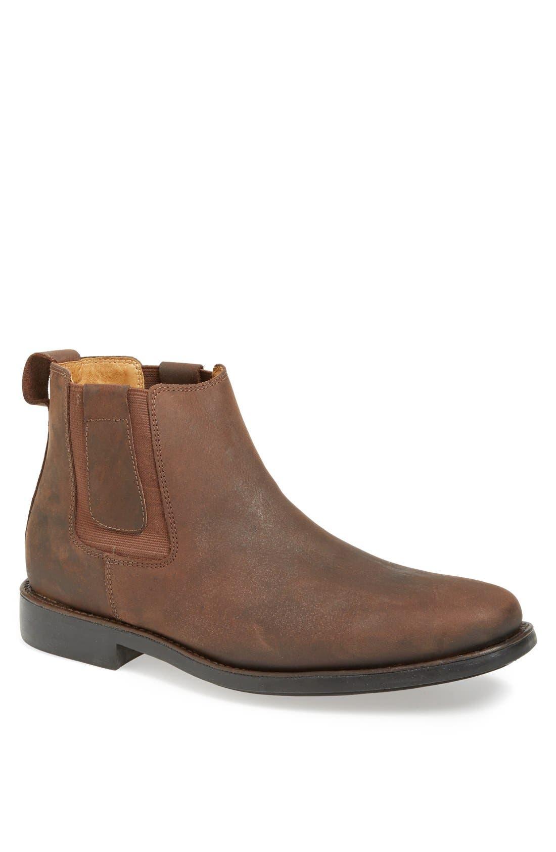 Natal Chelsea Boot,                         Main,                         color, Brown