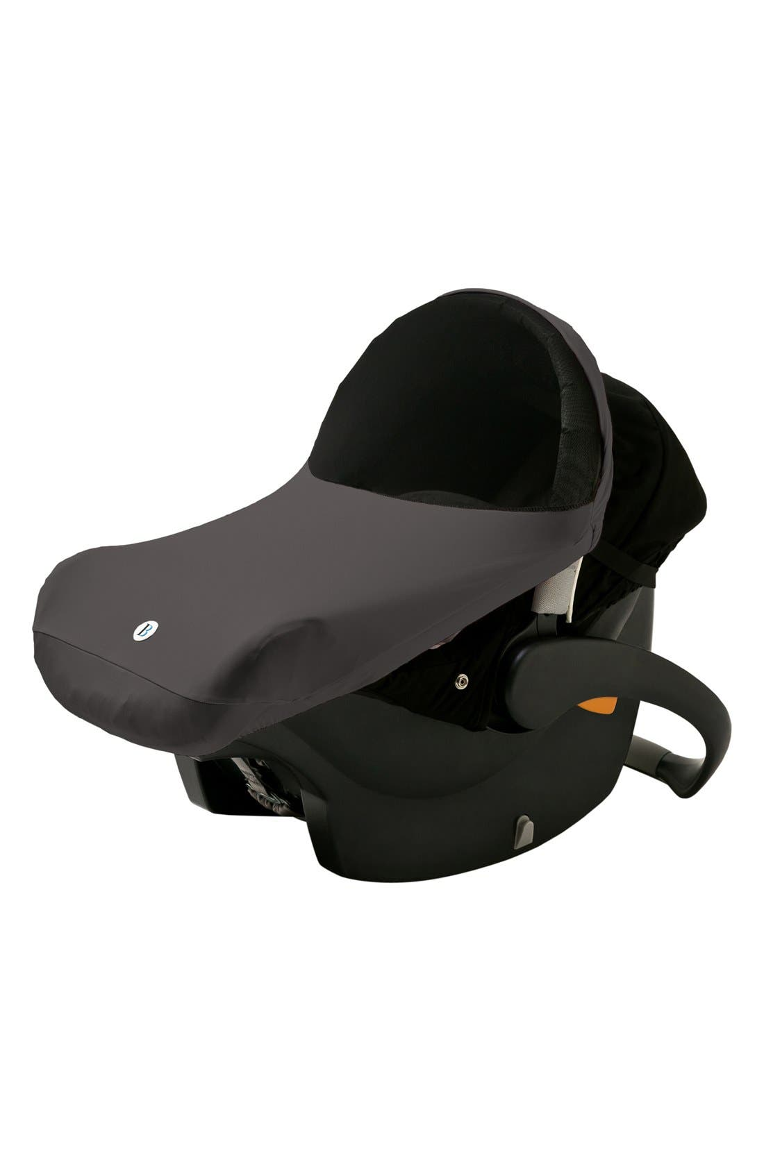 Alternate Image 2  - Imagine Baby 'The Shade' Car Seat Canopy