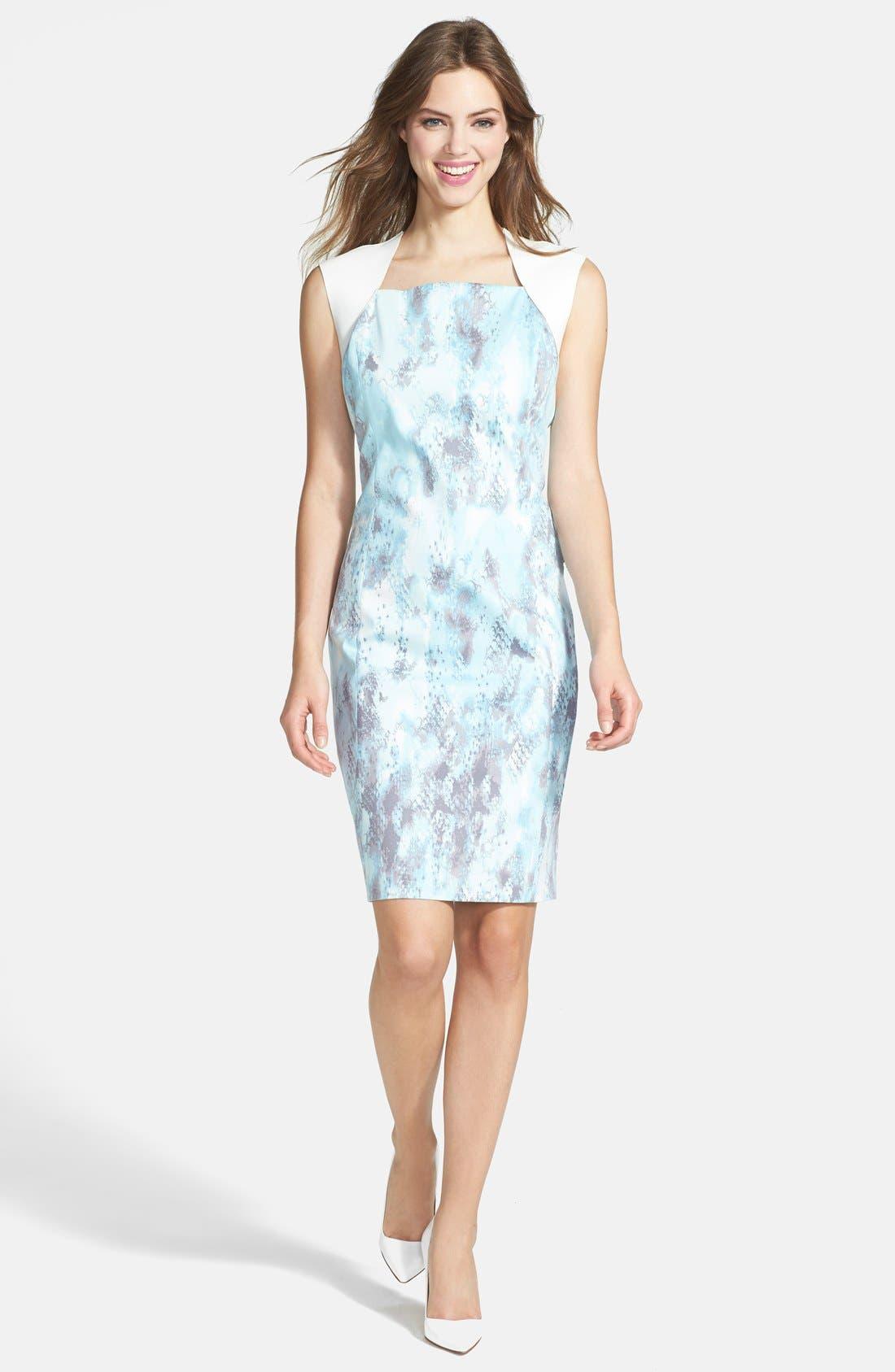 Alternate Image 1 Selected - T Tahari 'Moxie' Dress