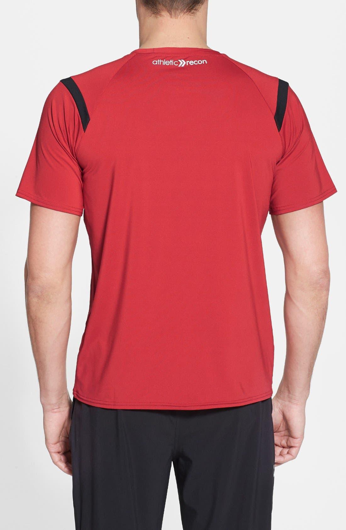 Alternate Image 2  - Athletic Recon 'Python' Performance T-Shirt