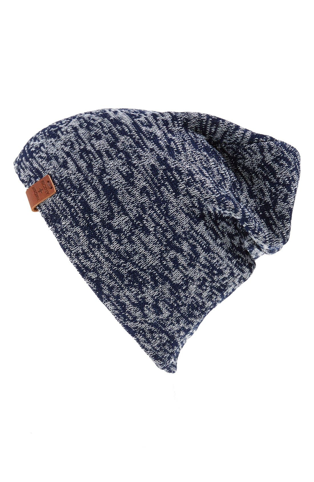 Alternate Image 1 Selected - Bickley + Mitchell Space Dye Beanie
