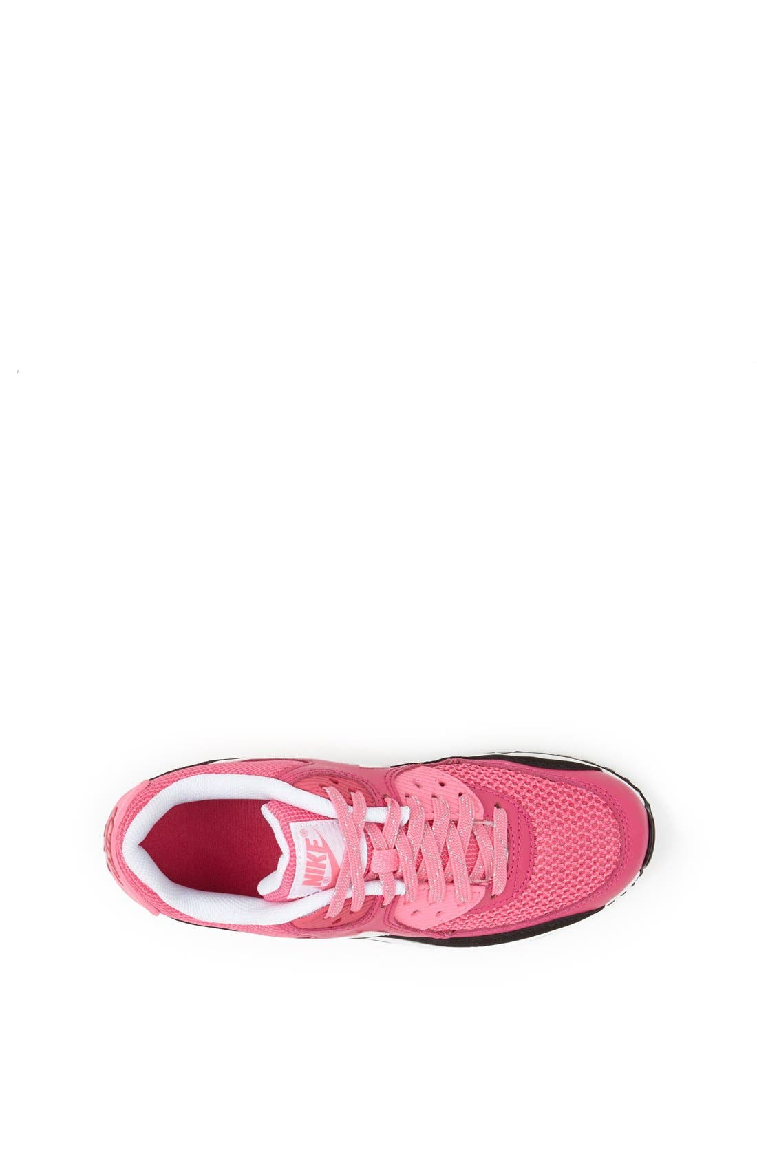 Alternate Image 3  - Nike 'Air Max 90 LE' Running Shoe (Big Kid)