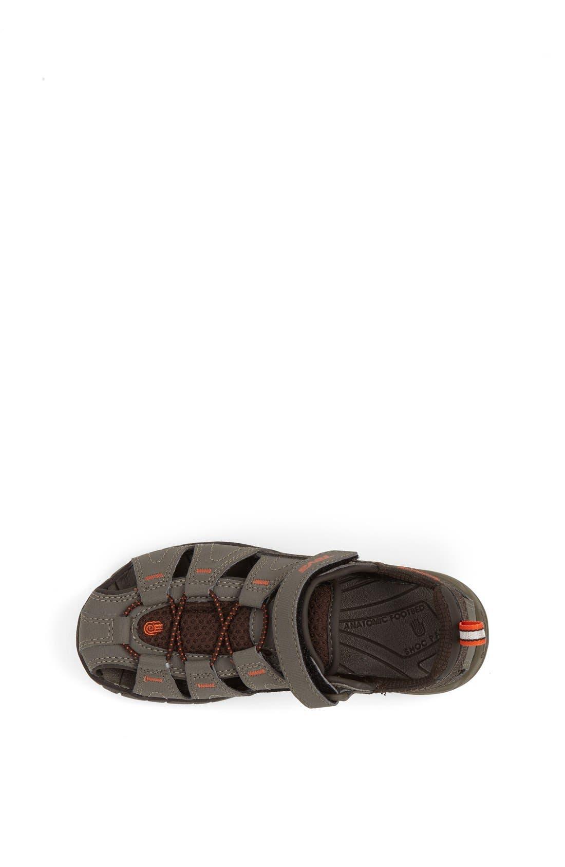 Alternate Image 3  - Teva 'Dozer 3' Sandal (Toddler, Little Kid & Big Kid)