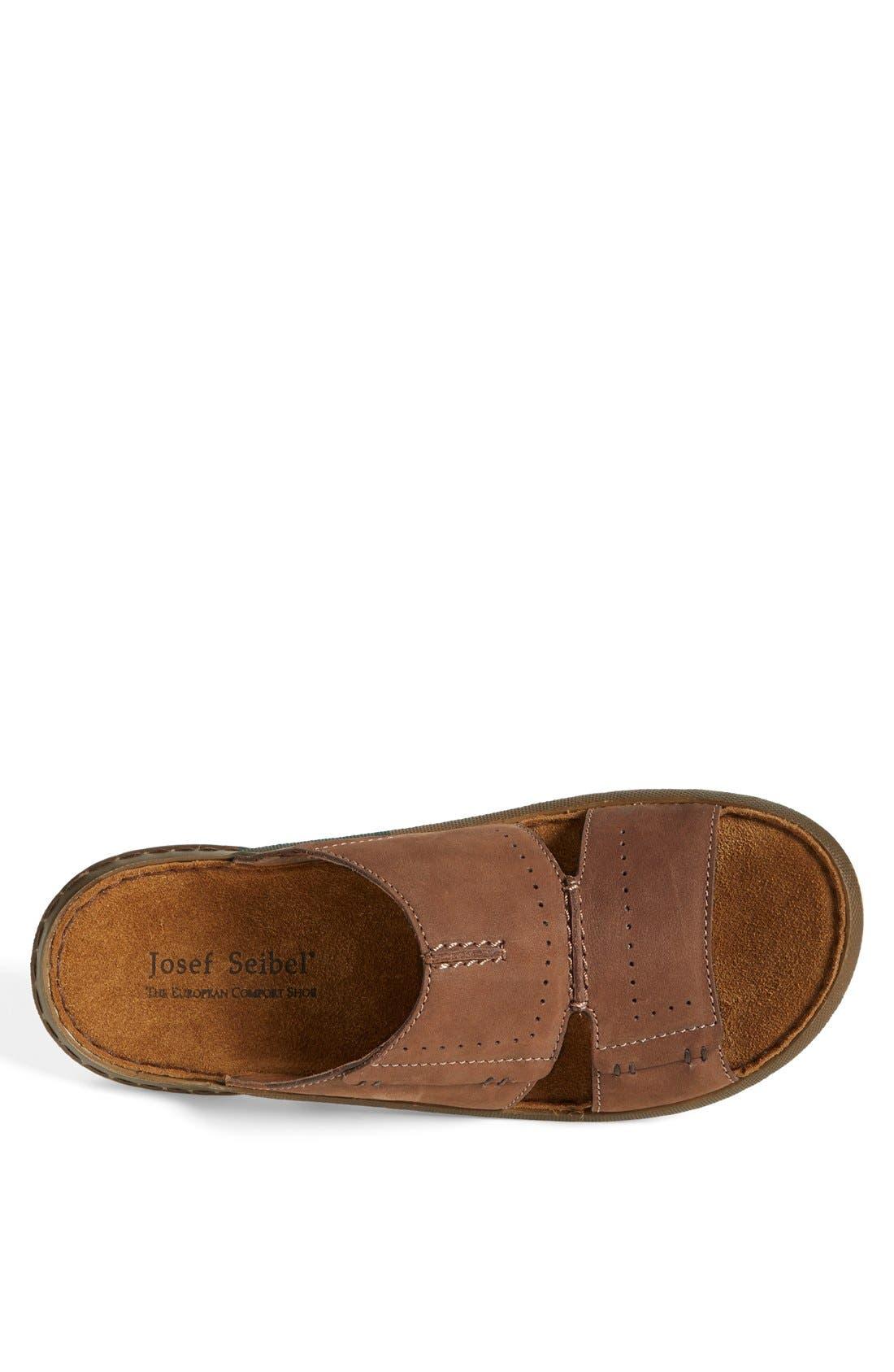 Alternate Image 3  - Josef Seibel 'Logan 21' Slide Sandal (Men)