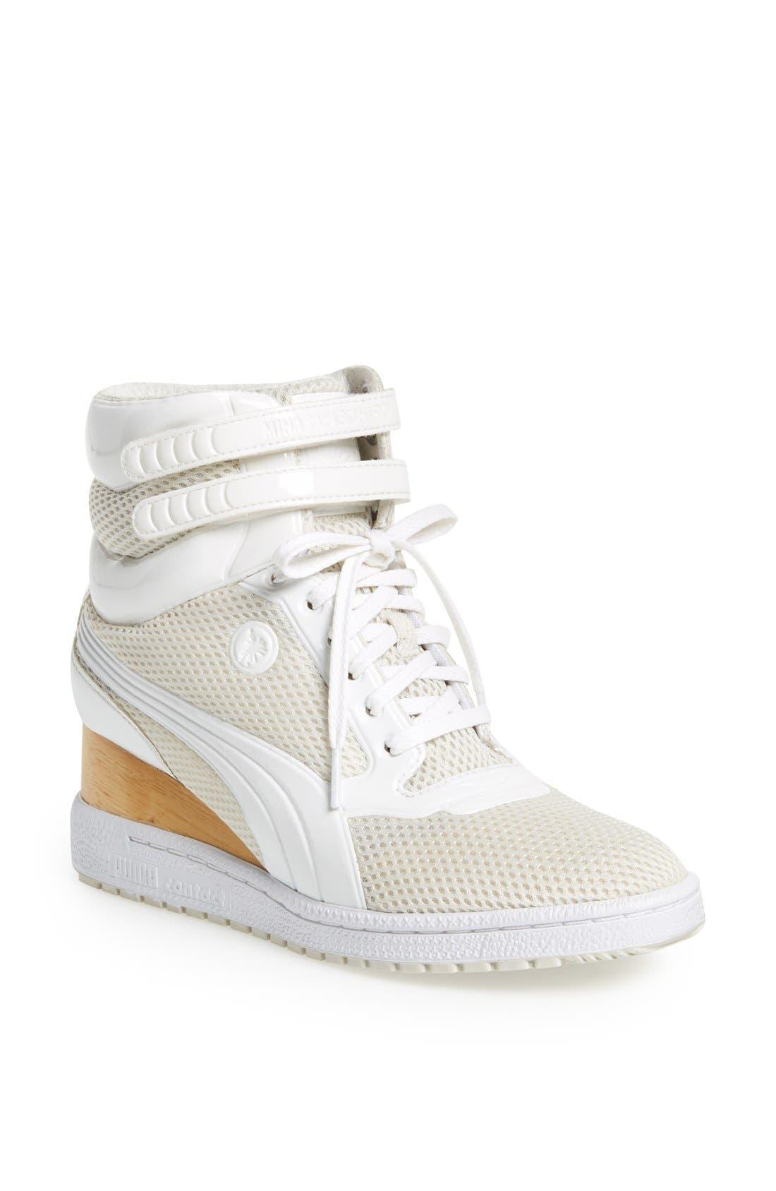 Alternate Image 1 Selected - PUMA 'My 77' Sneaker (Women)