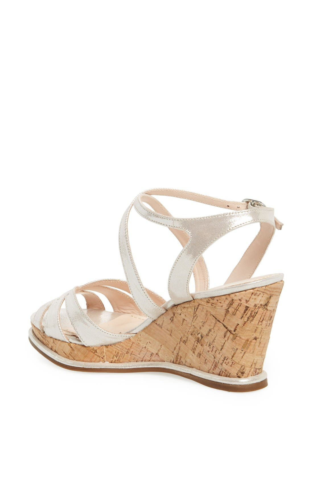 Alternate Image 2  - Klub Nico 'Vava' Wedge Sandal