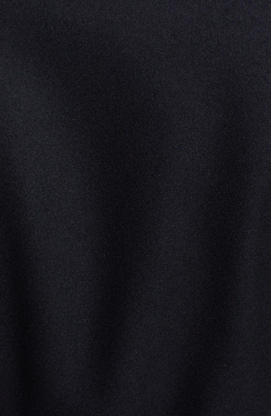 Alternate Image 3  - Ted Baker London Belted Flare Skirt Wool & Cashmere Blend Coat