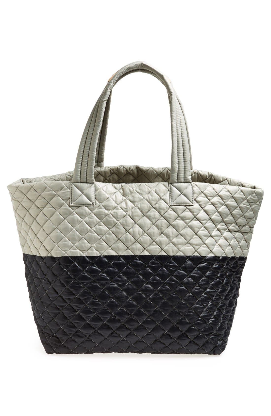 Alternate Image 4  - MZ Wallace 'Large Metro' Quilted Tote