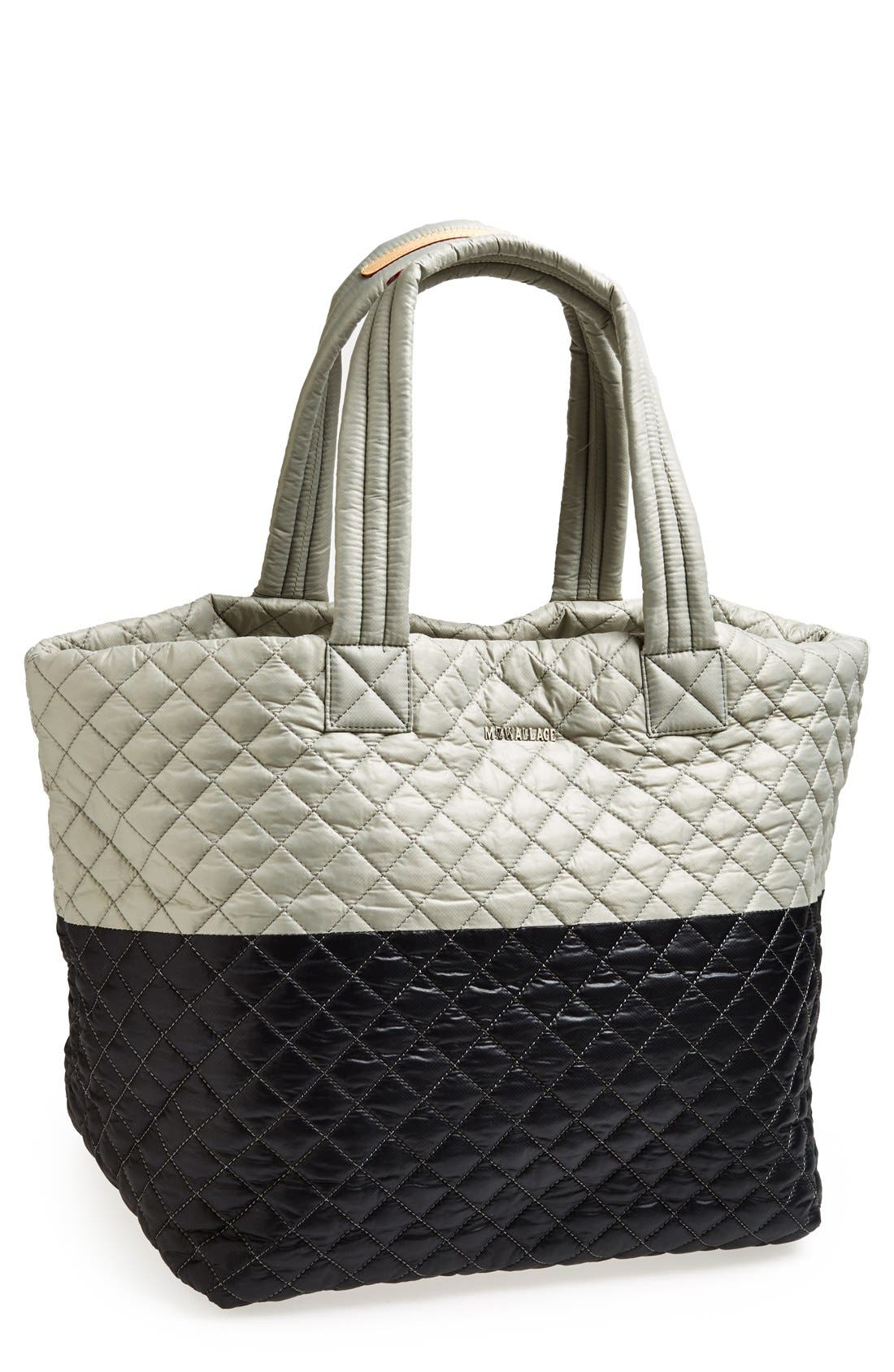 Main Image - MZ Wallace 'Large Metro' Quilted Tote