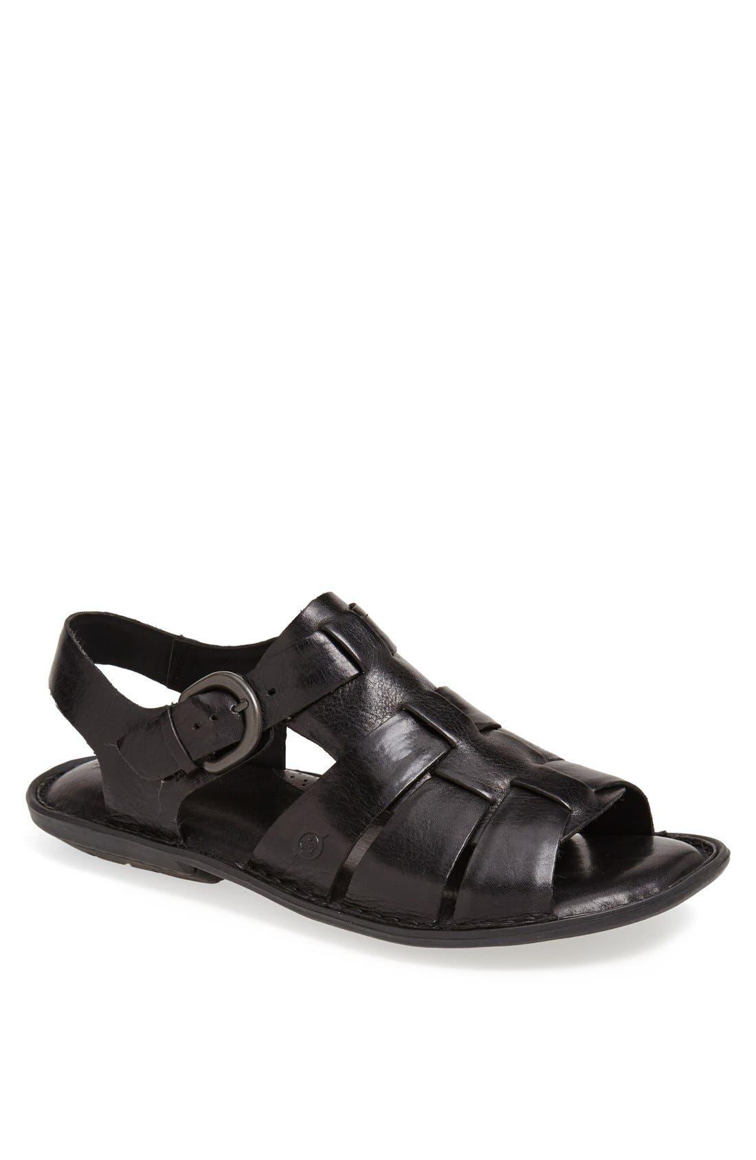 Alternate Image 1 Selected - Børn 'Chamberlain' Sandal   (Men)