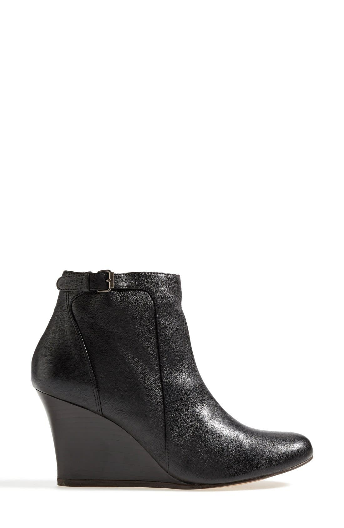 Alternate Image 4  - Lanvin Wedge Ankle Bootie (Women)