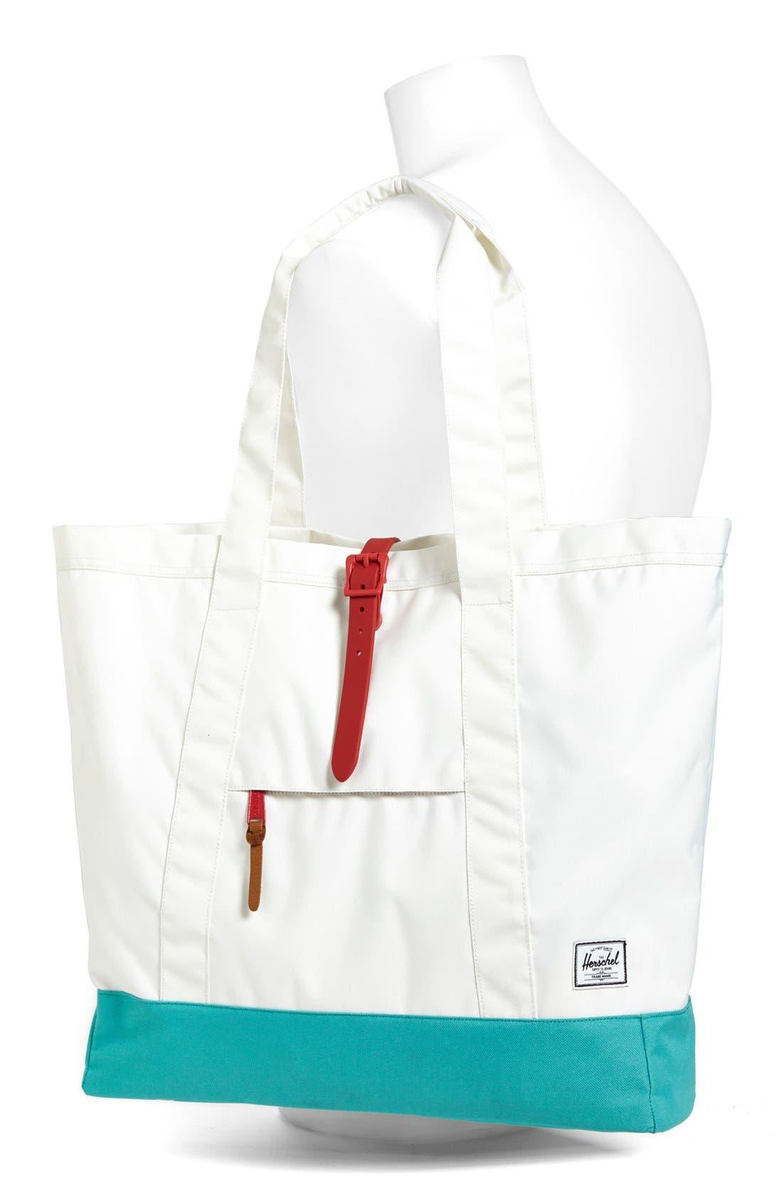 Alternate Image 2  - Herschel Supply Co. 'Market - Studio Collection' Large Tote Bag