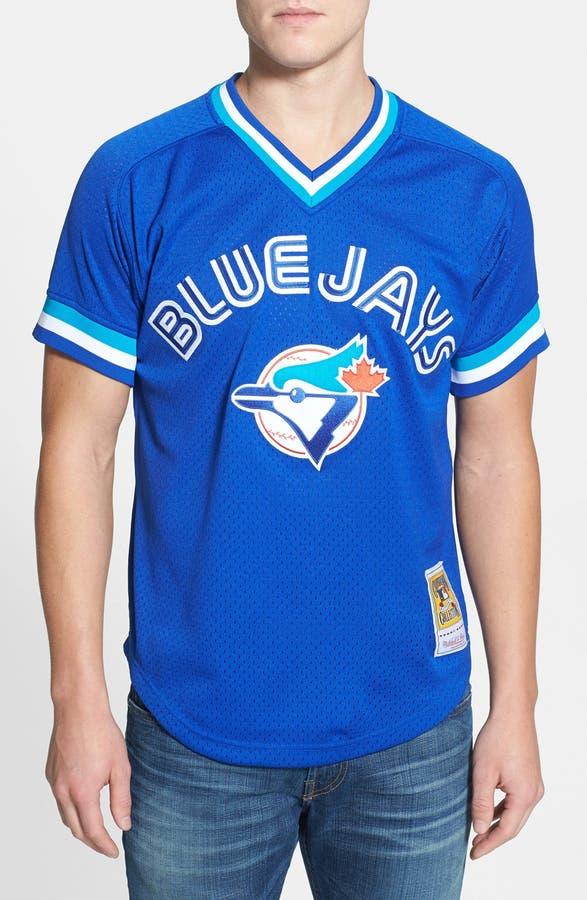 97e17f8bc ... Main Image - Mitchell Ness Joe Carter - Toronto Blue Jays Authentic  Mesh. Mens ...
