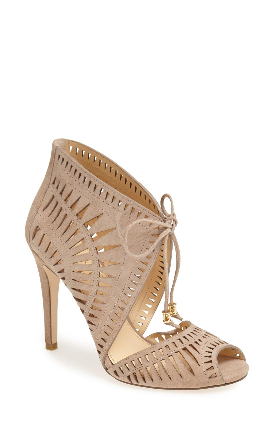 Main Image - Ivanka Trump 'Delfino' Sandal