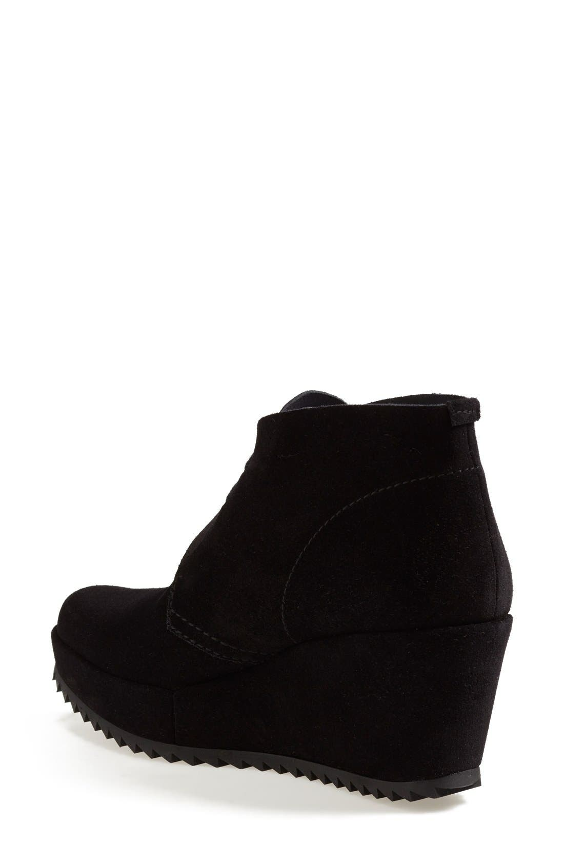 Alternate Image 2  - Pedro Garcia 'Fulvia' Wedge Bootie (Women)