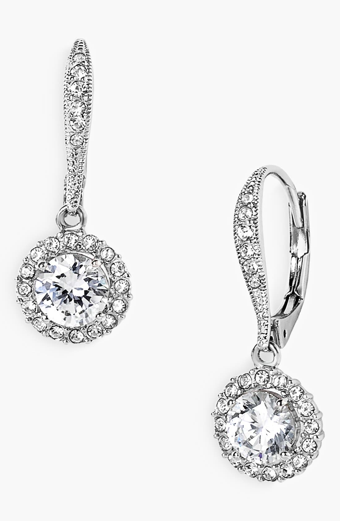Main Image - Nadri Cubic Zirconia Drop Earrings