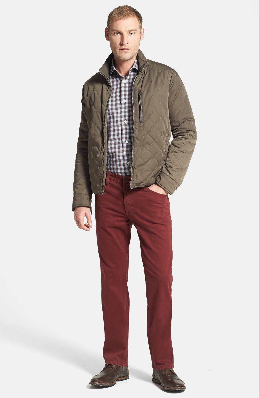 Alternate Image 4  - Cole Haan Quilted Jacket (Online Only)