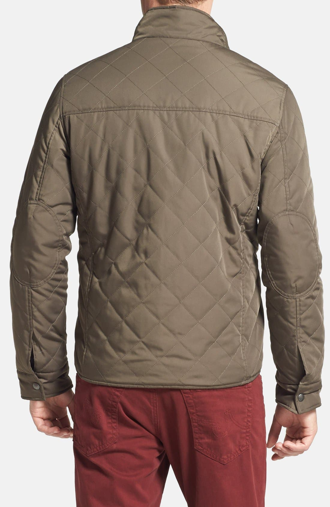 Alternate Image 2  - Cole Haan Quilted Jacket (Online Only)