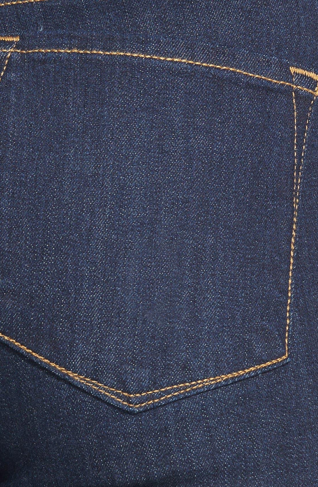 Alternate Image 3  - NYDJ 'Sheri' Stretch Skinny Jeans (Larchmont) (Online Only)