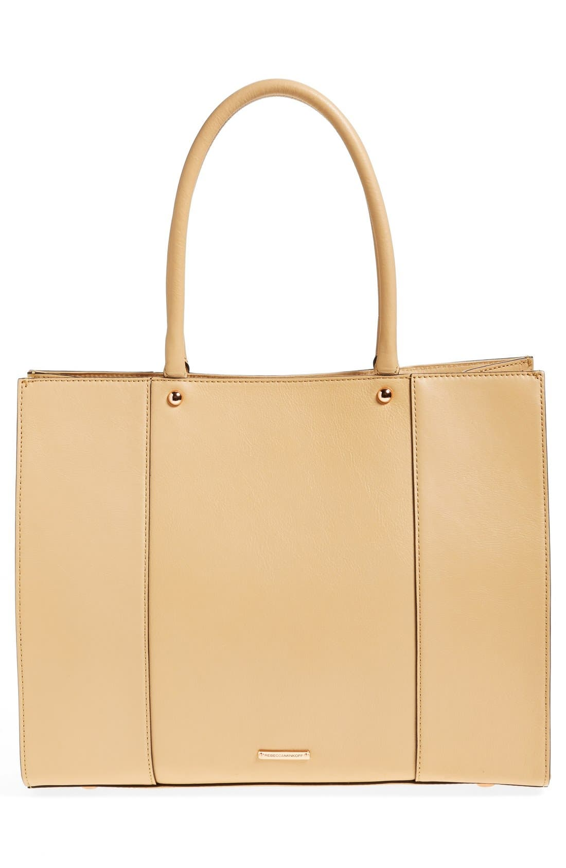 Alternate Image 4  - Rebecca Minkoff 'Medium MAB' Leather Tote