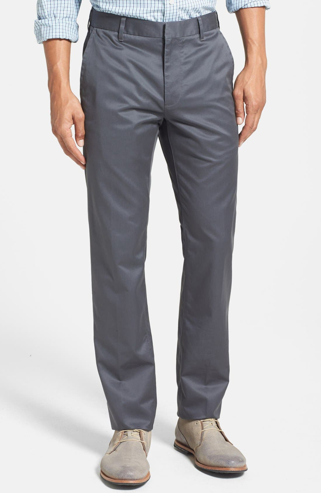Bonobos 'Weekday Warriors' Non-Iron Slim Fit Cotton Chinos