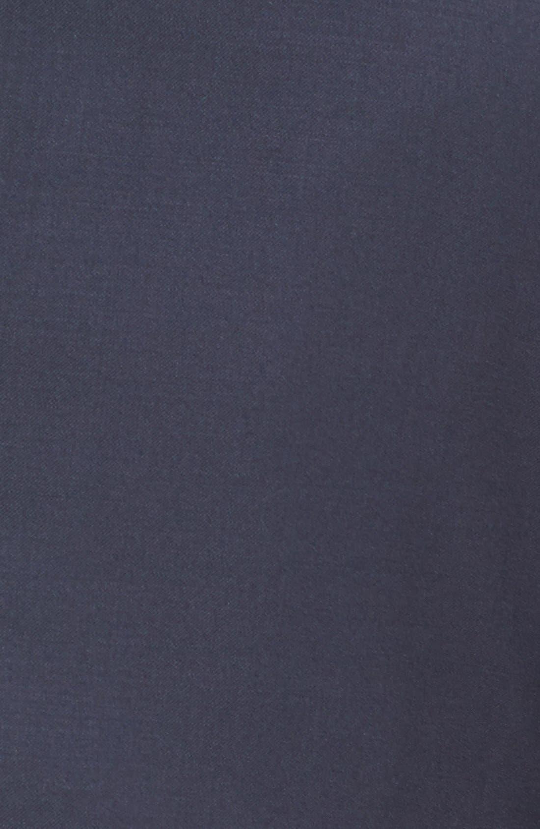 Alternate Image 5  - Peter Millar 'Flynn' Classic Fit Navy Wool Blazer