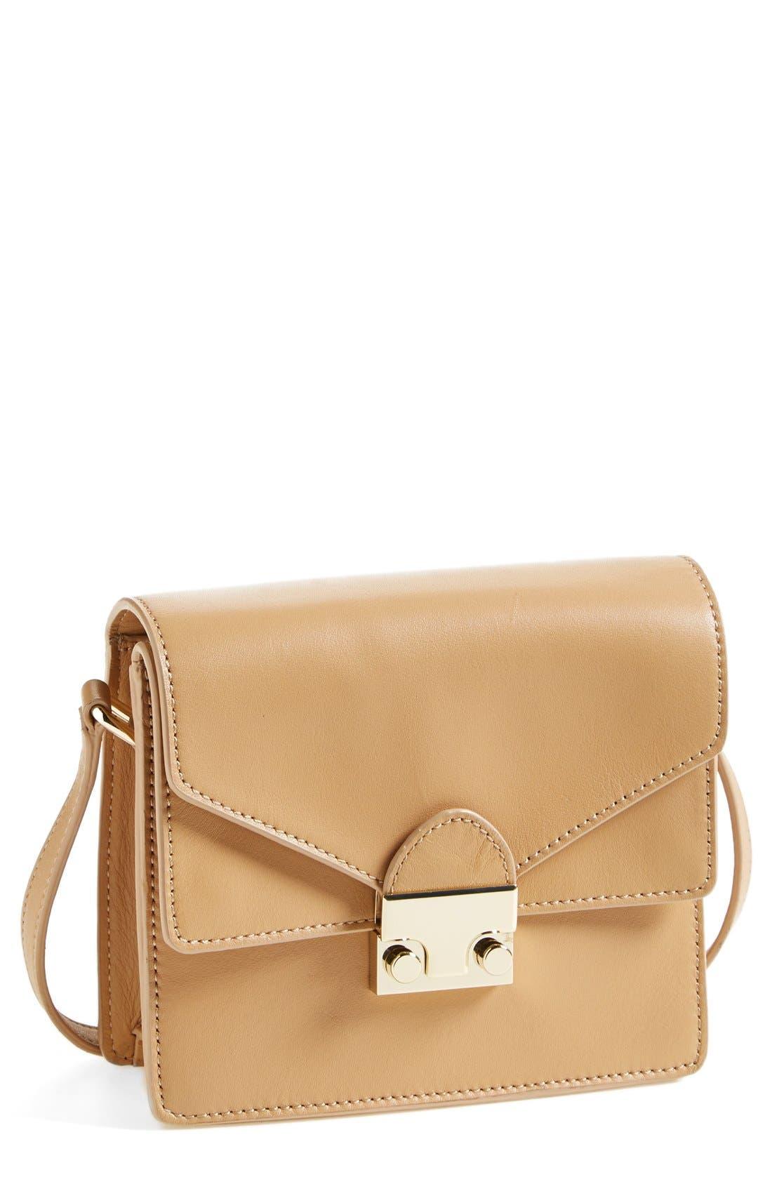 Alternate Image 1 Selected - Loeffler Randall 'Mini Agenda' Crossbody Bag