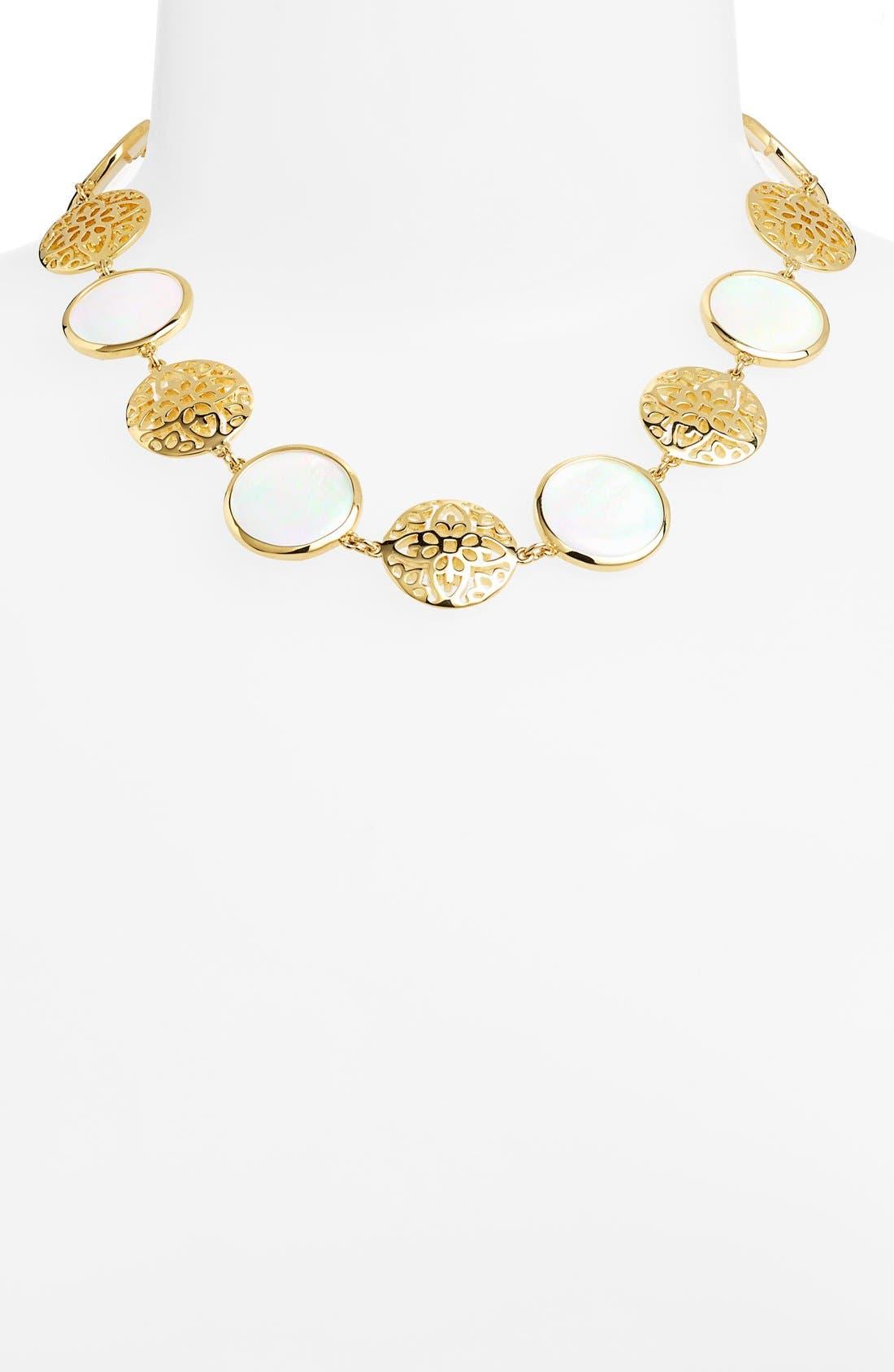 Alternate Image 1 Selected - Lauren Ralph Lauren Collar Necklace