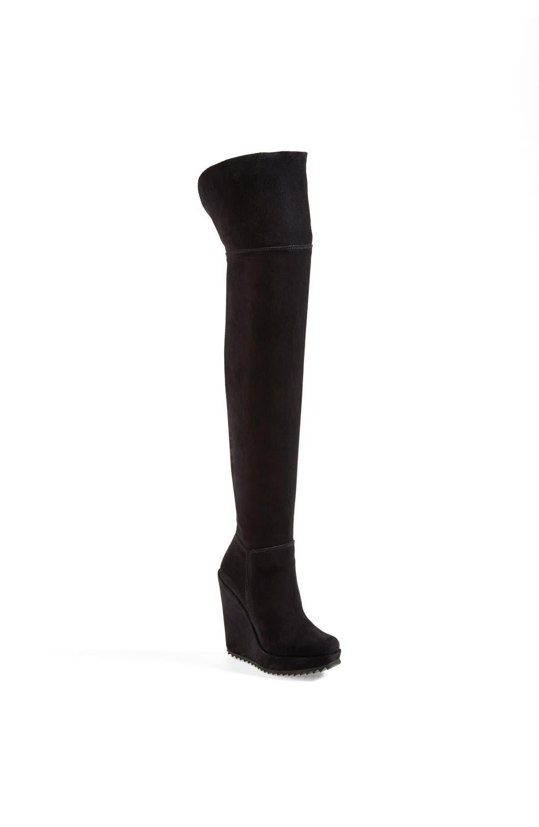Alternate Image 1 Selected - Pedro Garcia 'Vanne' Over-the-Knee Boot (Women)