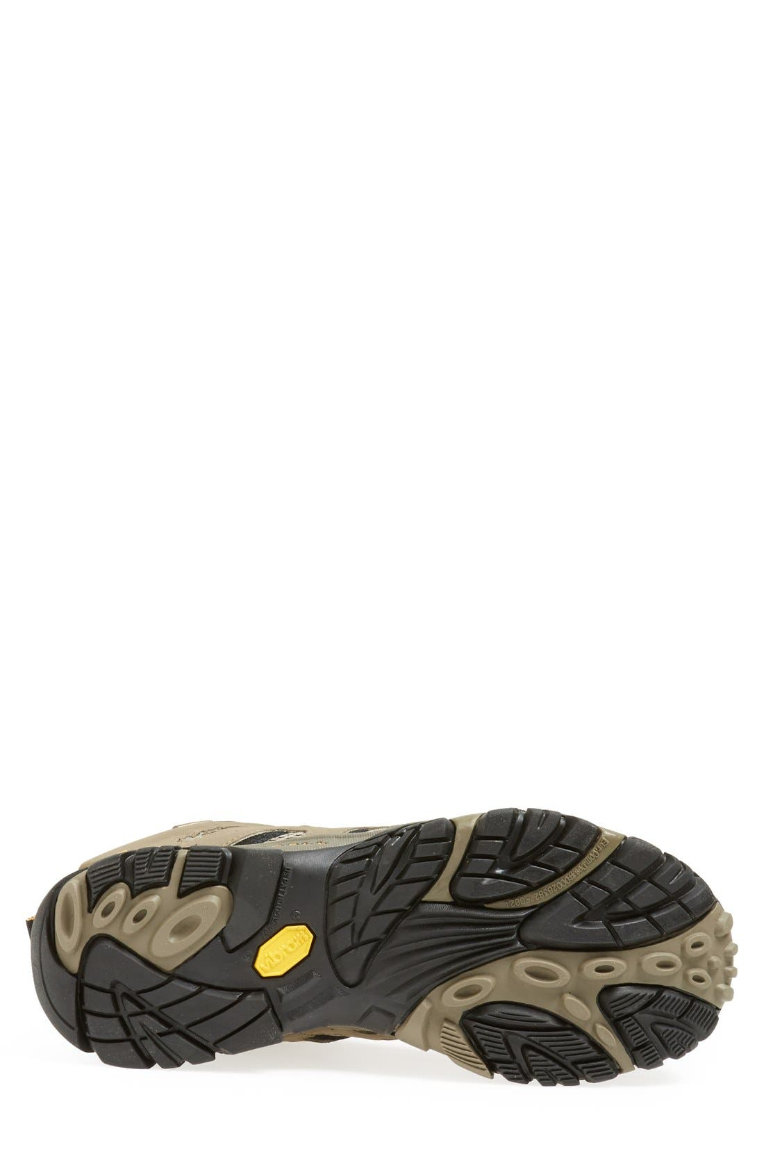 Alternate Image 4  - Merrell 'Moab Mid Gore-Tex® XCR' Hiking Boot (Men) (Online Only)