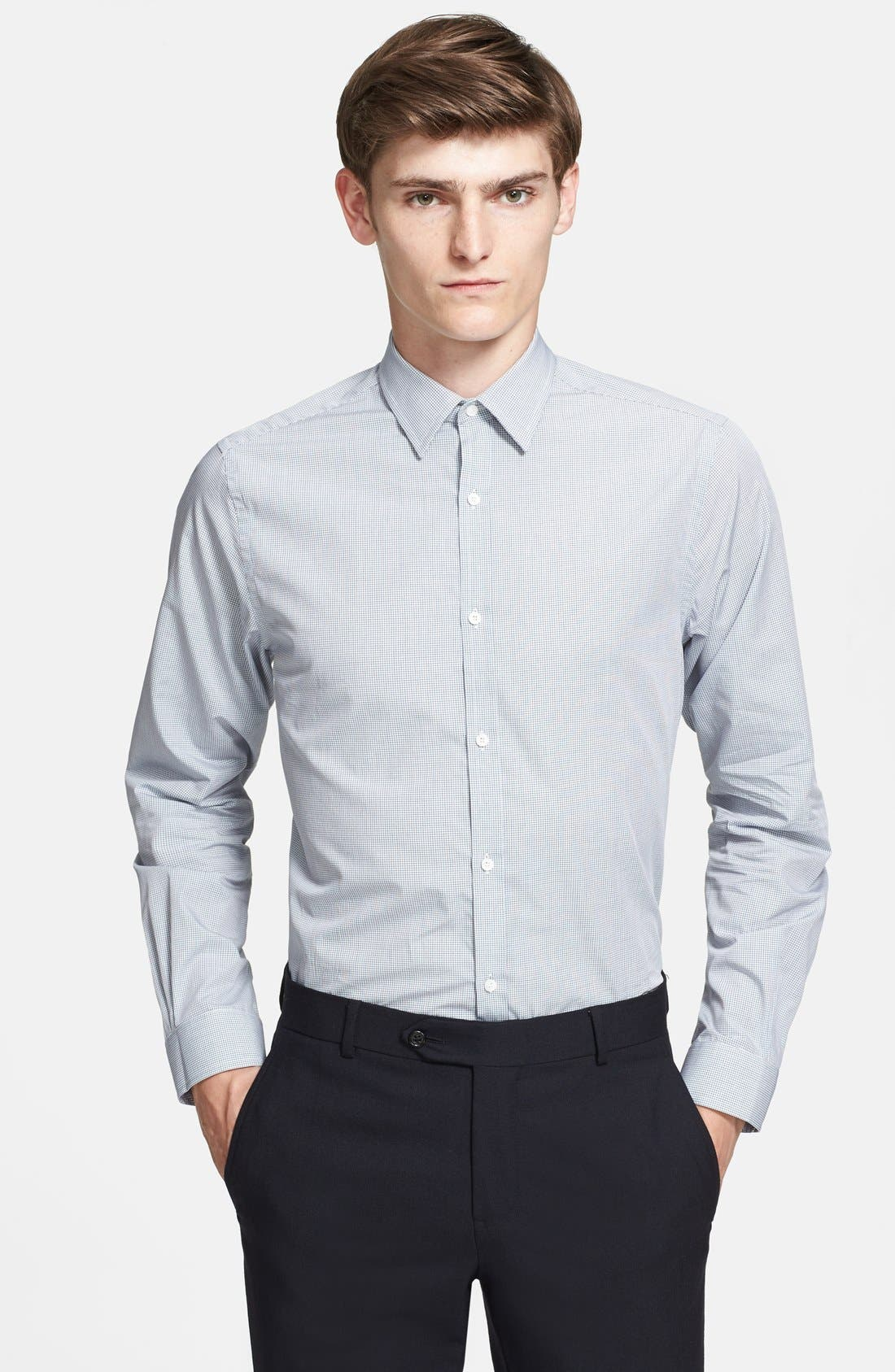 Alternate Image 1 Selected - Burberry London Dress Shirt