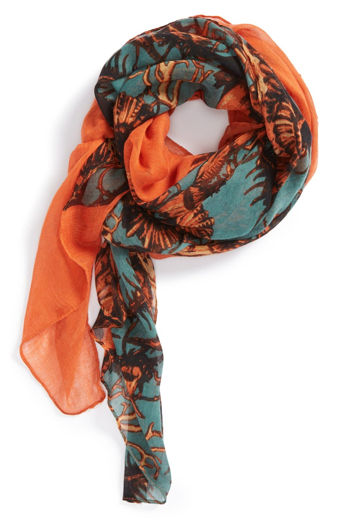 Alternate Image 1 Selected - Tildon 'Flower Flow' Scarf
