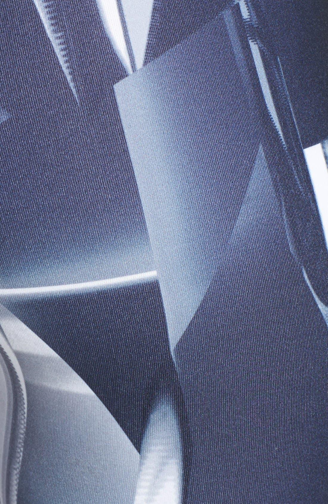 Alternate Image 4  - Alo 'Goddess' Strappy Sports Bra