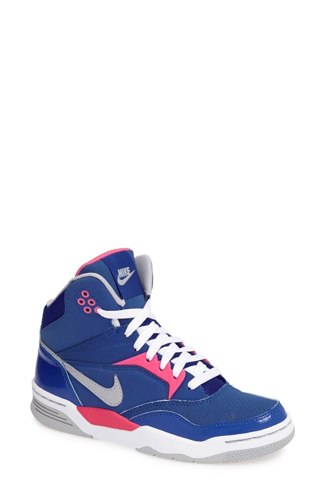 Alternate Image 1 Selected - Nike 'Base Flight 14 Hi' Sneaker (Women)