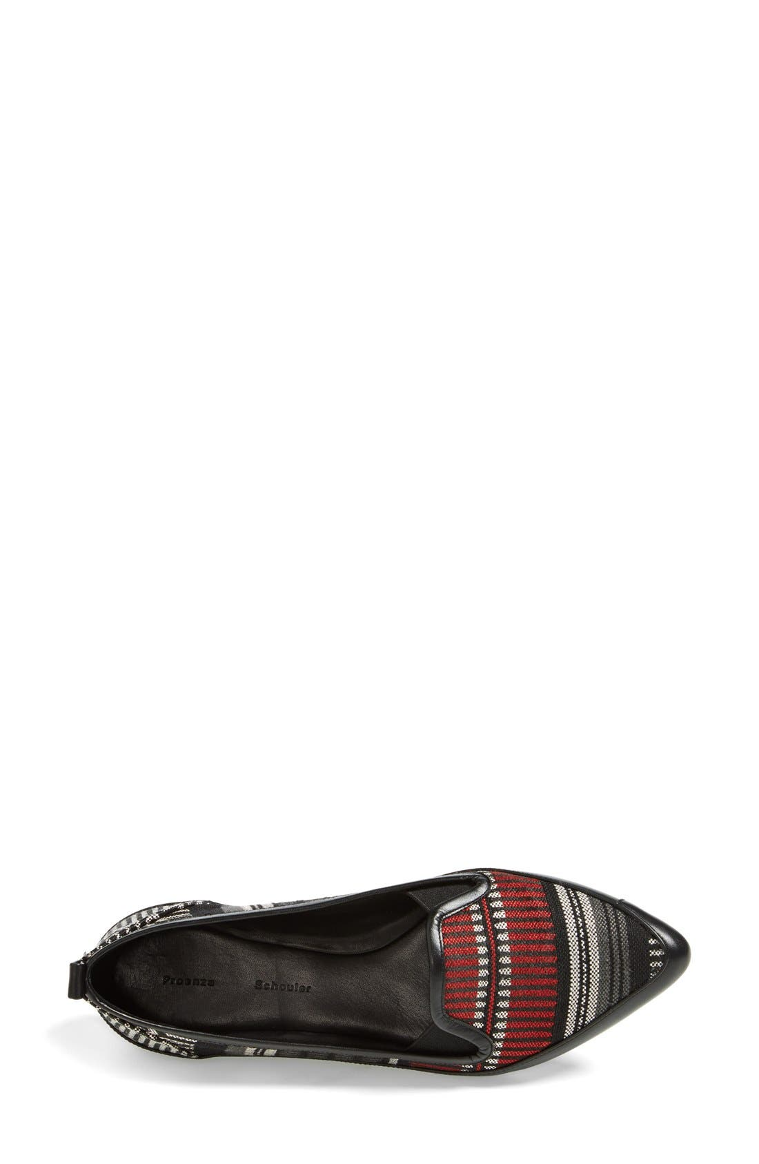 Alternate Image 3  - Proenza Schouler Pointy Toe Moccasin