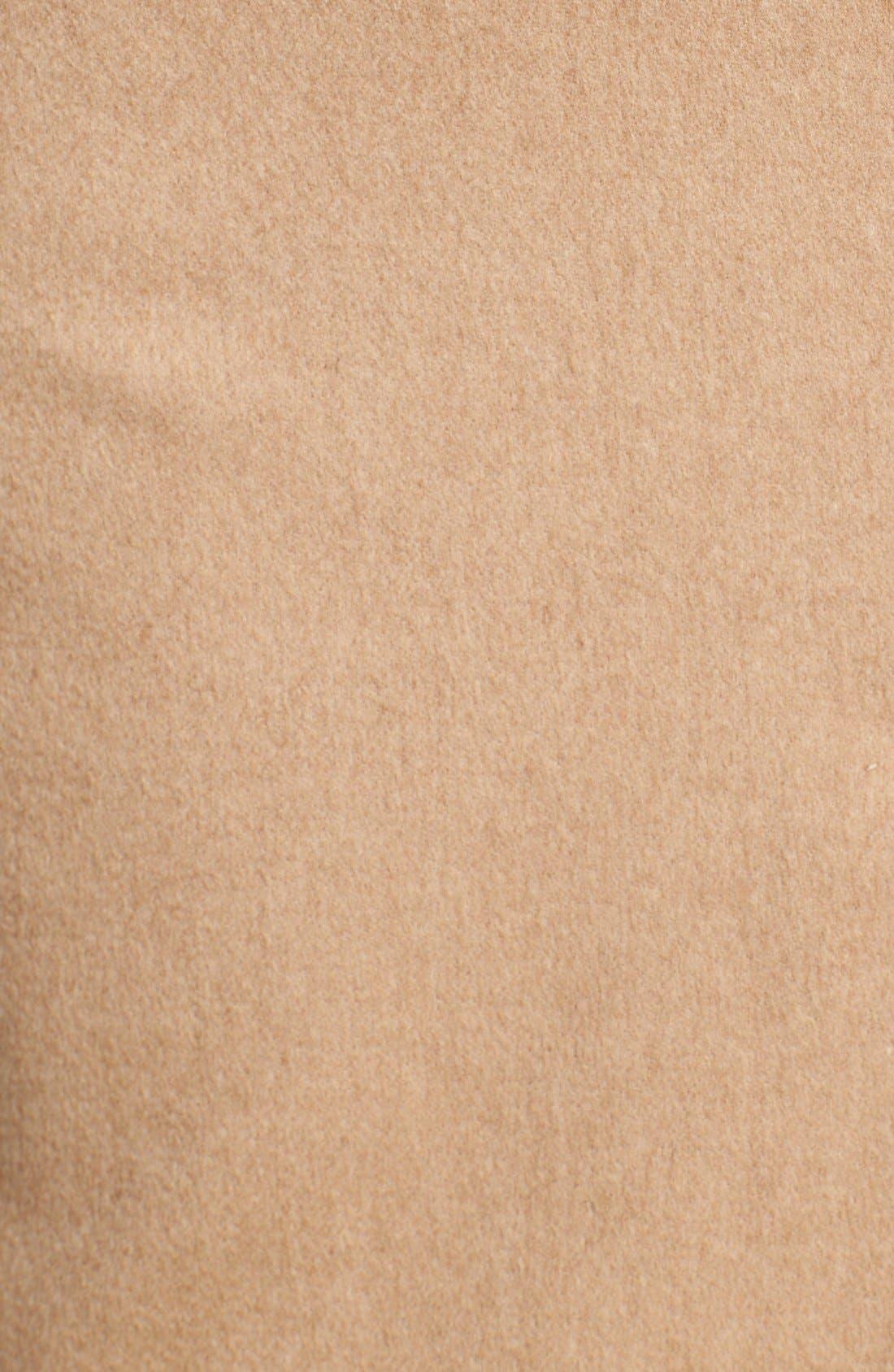 Alternate Image 3  - Max Mara 'Sargano' Camel Hair Pencil Skirt