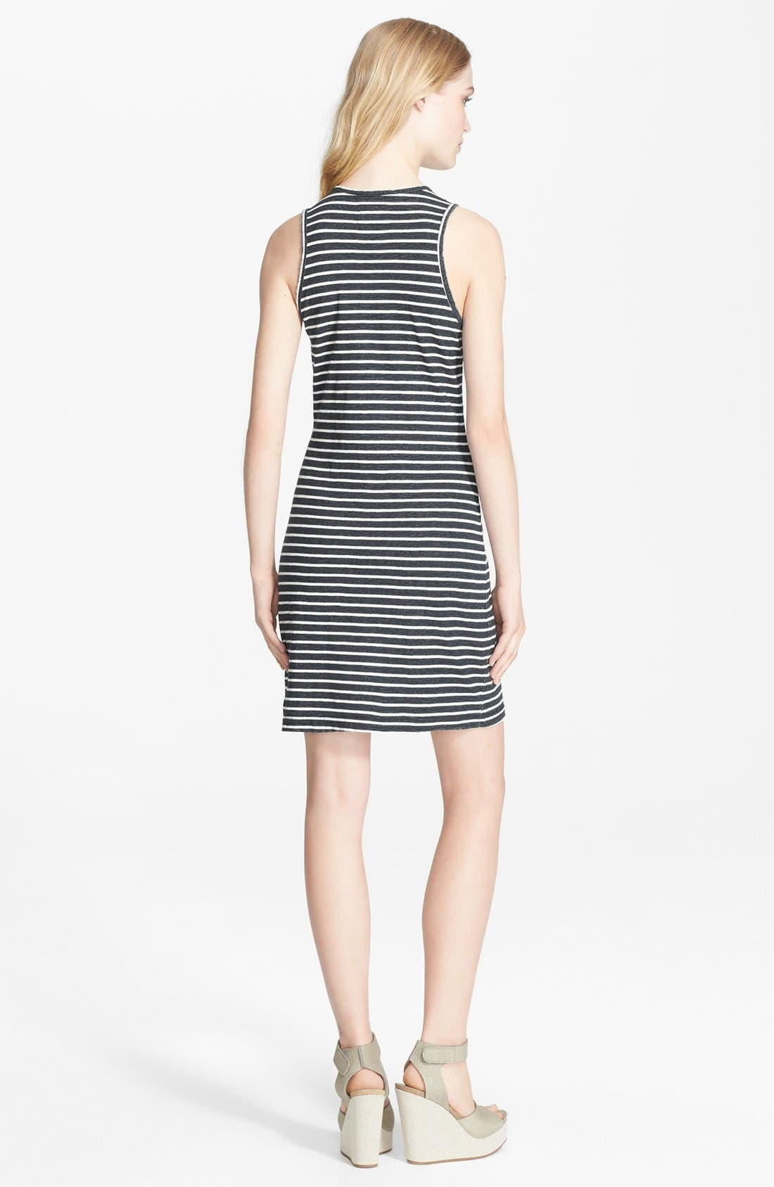 Alternate Image 2  - Current/Elliott 'The Louella' Tank Dress