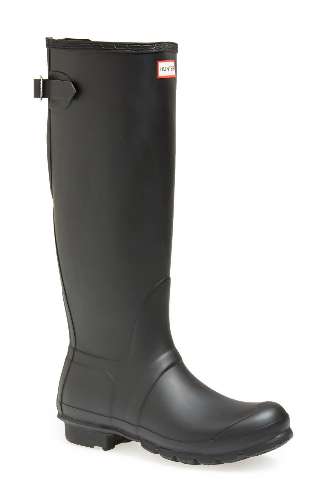 Hunter Adjustable Calf Rain Boot (Women)