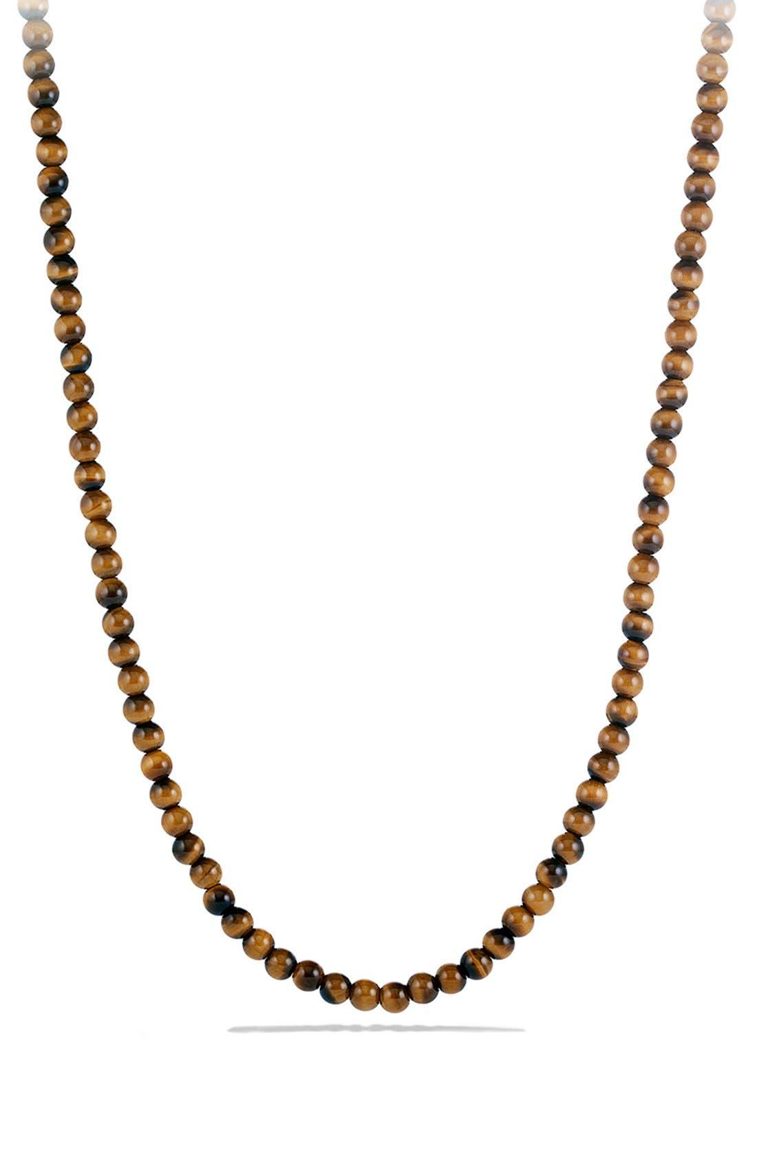 Alternate Image 1 Selected - David Yurman 'Spiritual Beads' Necklace with Stone