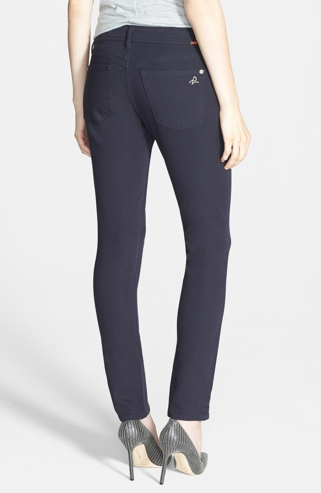 Alternate Image 2  - DL1961 'Florence' Instasculpt Skinny Jeans (Fairview)
