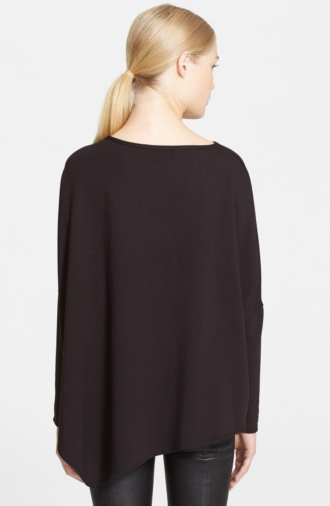 Alternate Image 2  - Helmut Lang 'Villous' Oversized Pullover