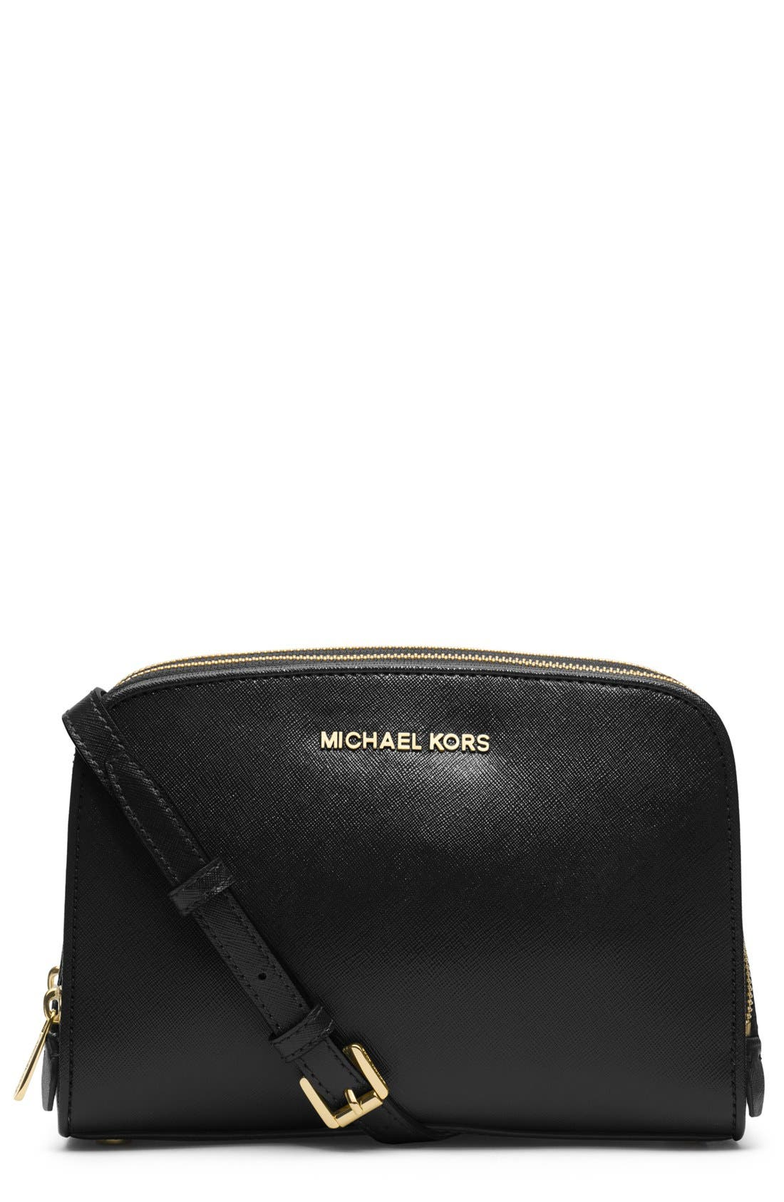 baab43fc9939e ... real michael michael kors medium reese saffiano leather messenger bag  nordstrom 720aa 02b3a