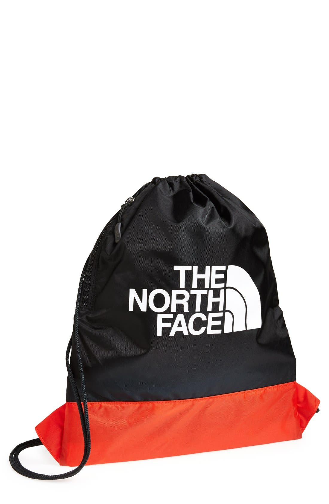 Alternate Image 1 Selected - The North Face 'Sack Pack' Drawstring Nylon Bag
