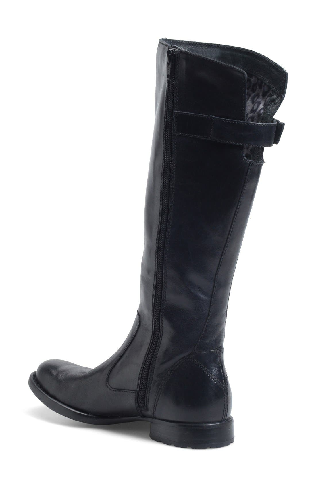 Alternate Image 2  - Børn 'Lottie' Round Toe Boot (Women)