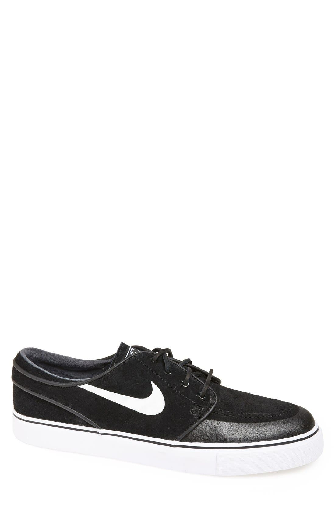Alternate Image 1 Selected - Nike 'Zoom - Stefan Janoski Premium SE SB' Skate Shoe (Men)